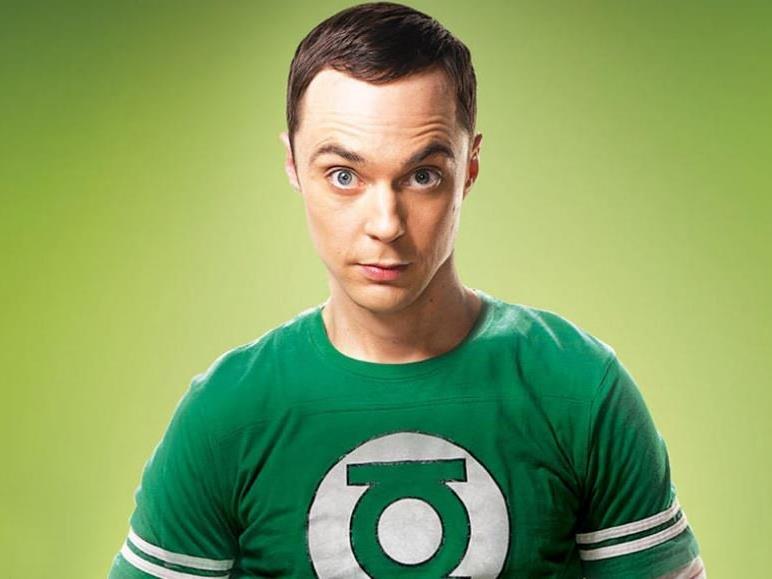 Einfach Kult: Sheldon Cooper.