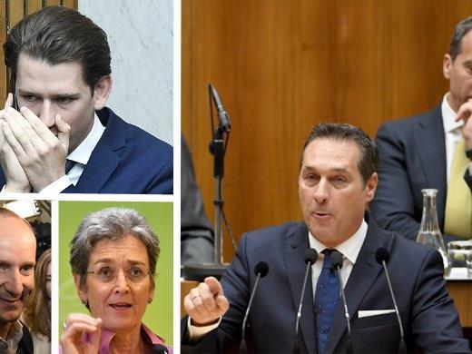 Wer hat bei den Nationalratswahlen die Nase vorn?