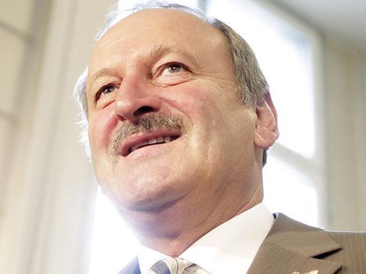 Ex-Vizekanzler Hubert Gorbach wurde in der Telekom-Affäre ein Diversionsangebot gemacht.
