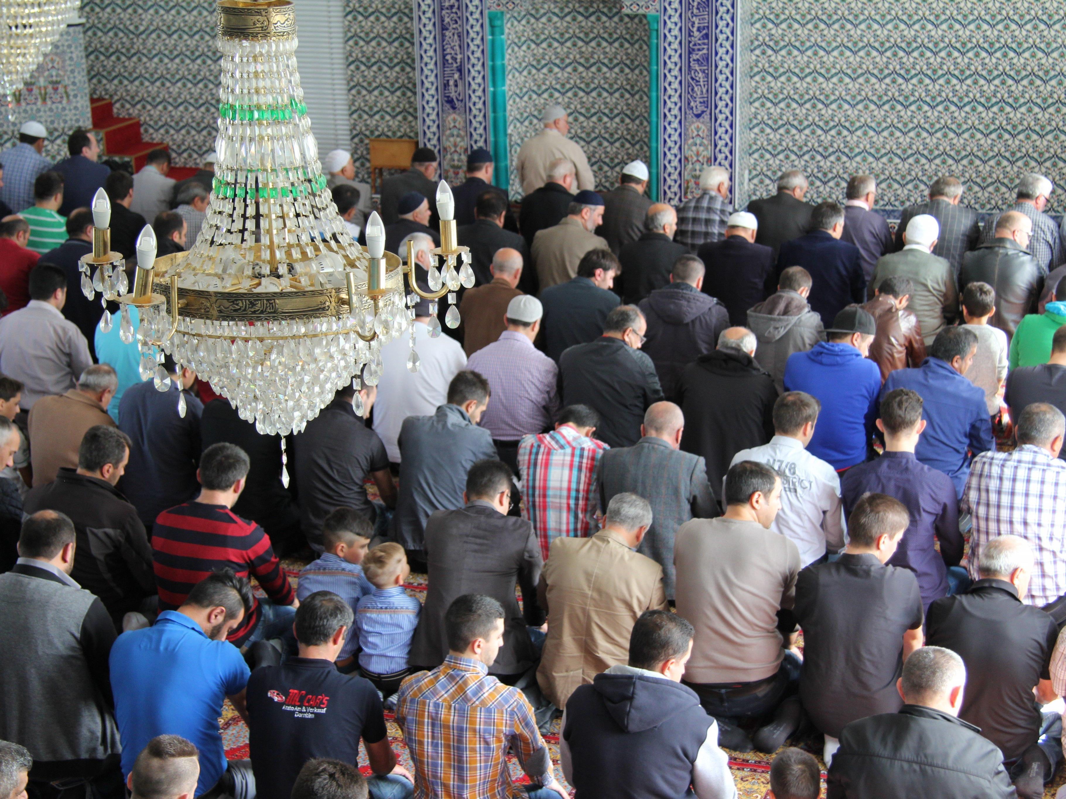 Auch die Toleranz gegenüber Moscheen in Österreich nahm ab.