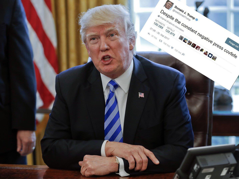 Was will uns Trump damit sagen?