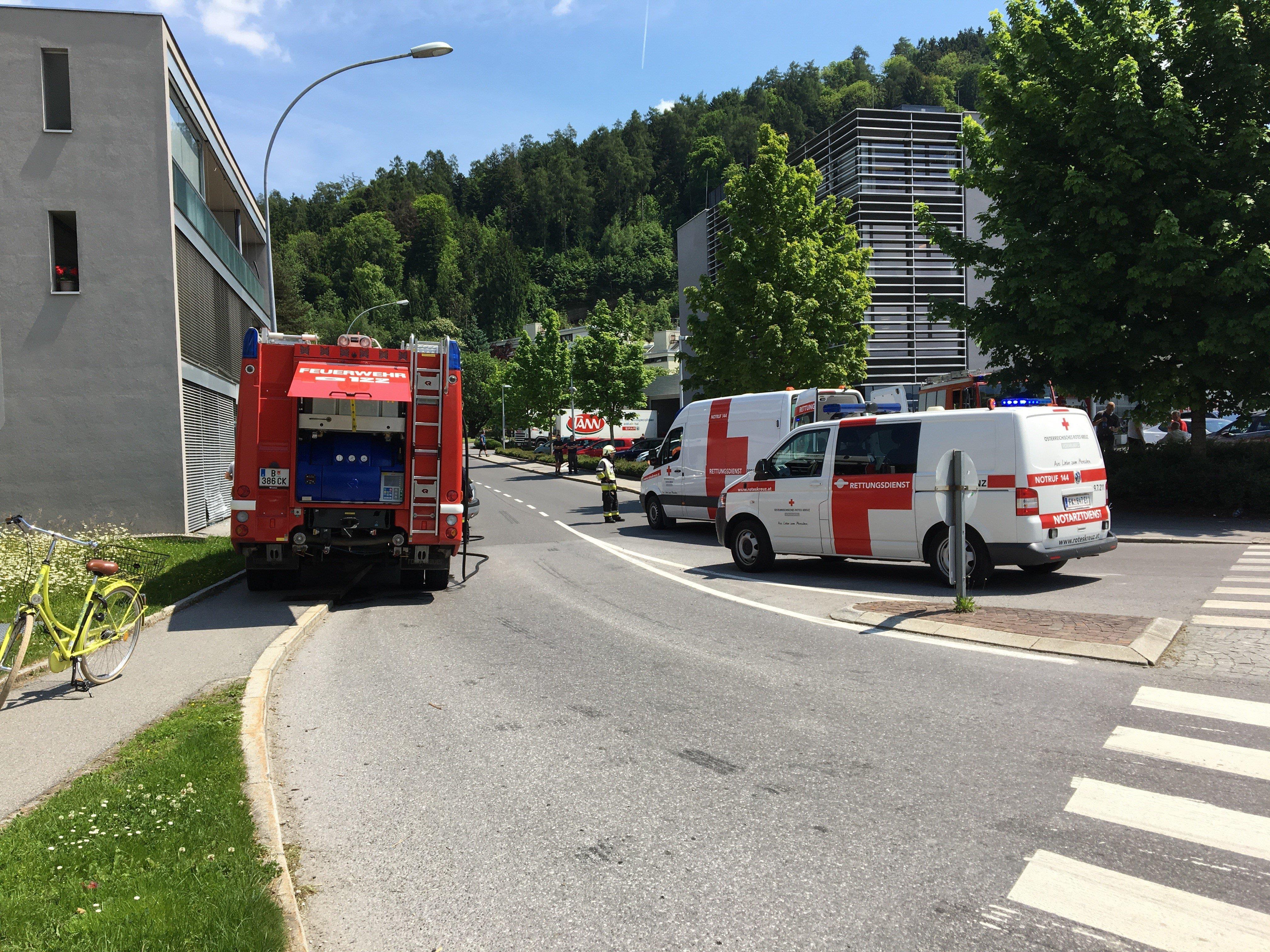 Unfall forderte mehrere Verletzte.