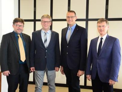 """LR Bernhard: """"Zusammenarbeit mit Vorarlberger Ärztekammer wird im Sinne der Vorarlberger Bevölkerung konsequent fortgesetzt"""""""