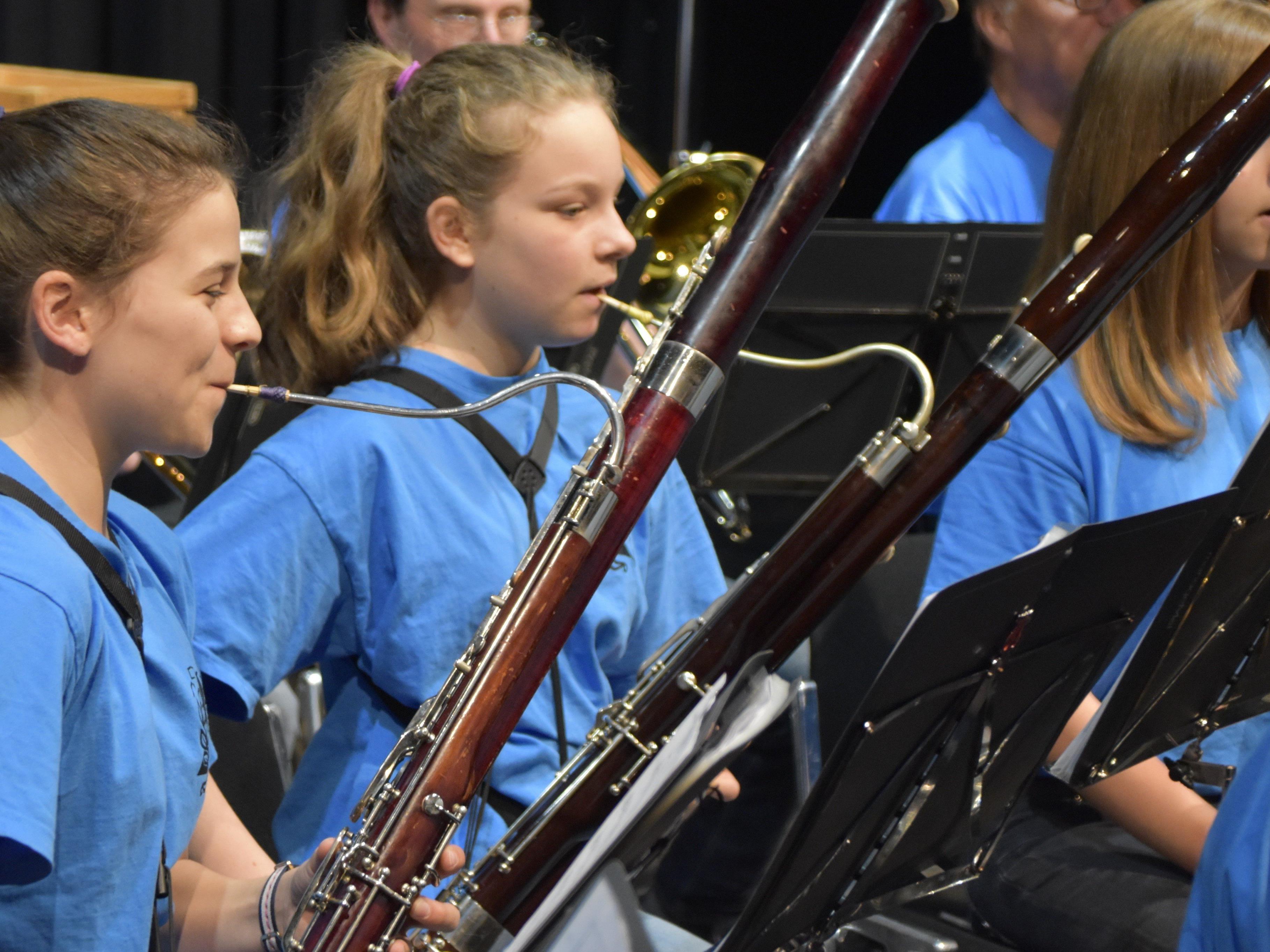 Fesselnder 10. Jugendblasorchester-Wettbewerb 2017