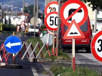 In drei Wiener Bezirken beginnen im Juli Bauarbeiten.