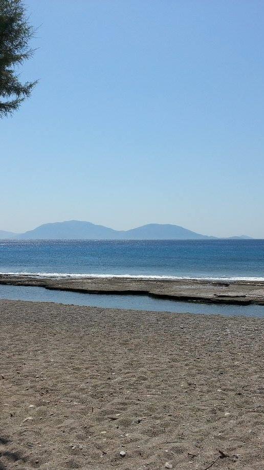 Am Faros Beach in Ikaria