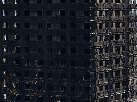 Nach dem Brand gibt es noch zahlreiche Vermisste