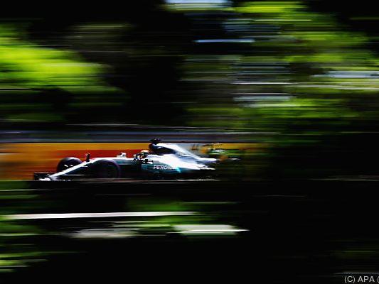 Dreifacher Formel-1-Weltmeister verschaffte sich gute Ausgangsposition