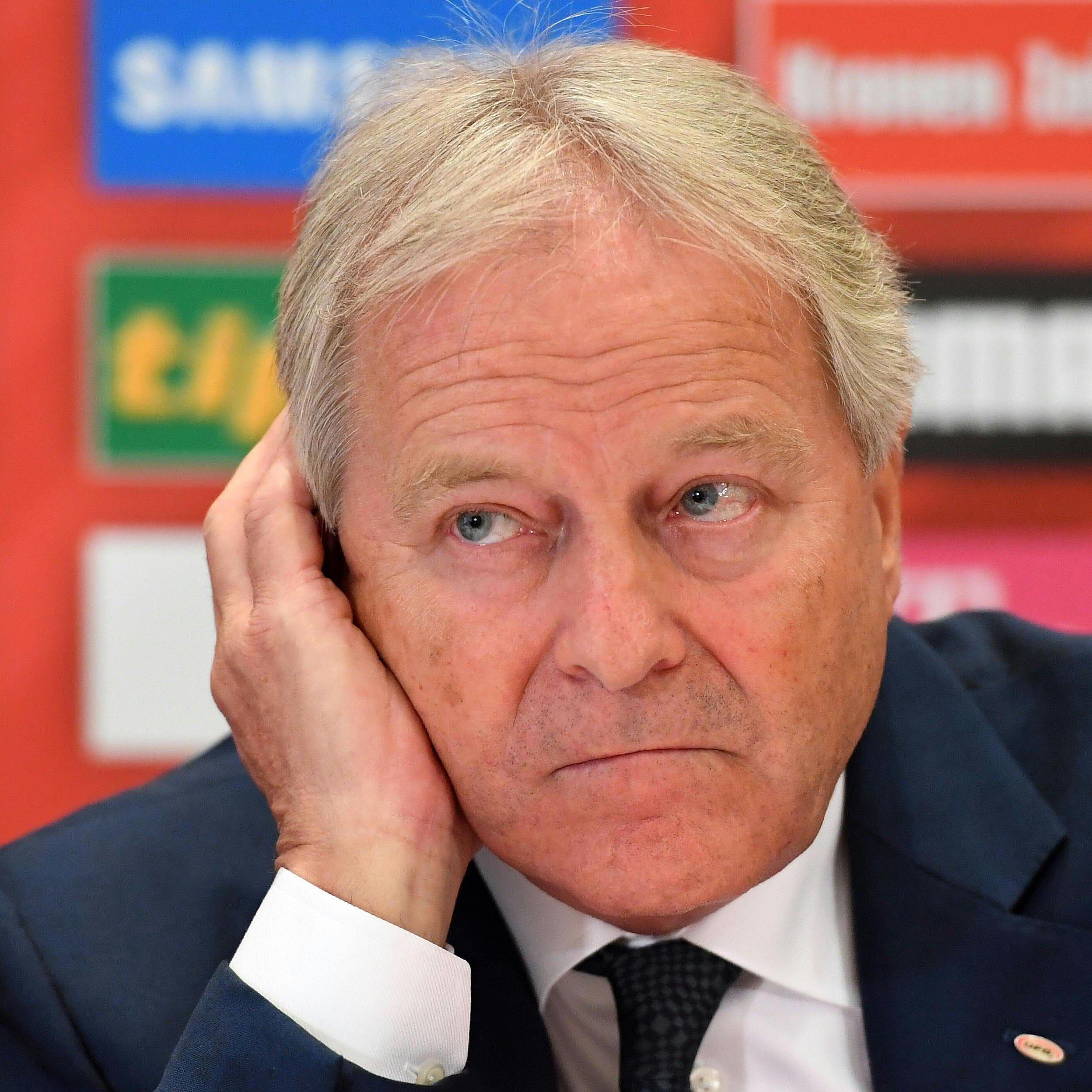 Der 66-jährige Oberösterreicher führt den größten Sport-Fachverband des Landes seit 2009.