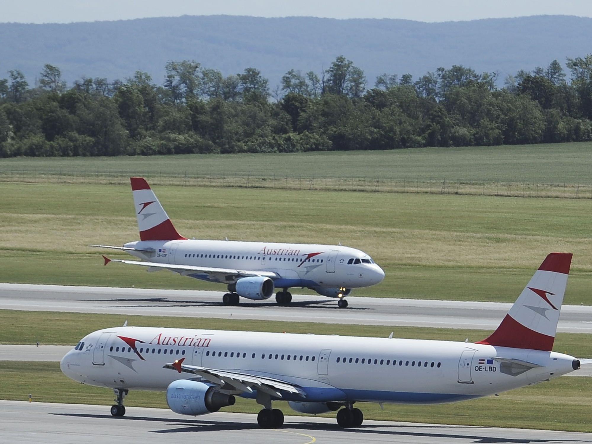 In der FPÖ gibt es keine einheitliche Linie zur 3. Piste am Flughafen Schwechat.