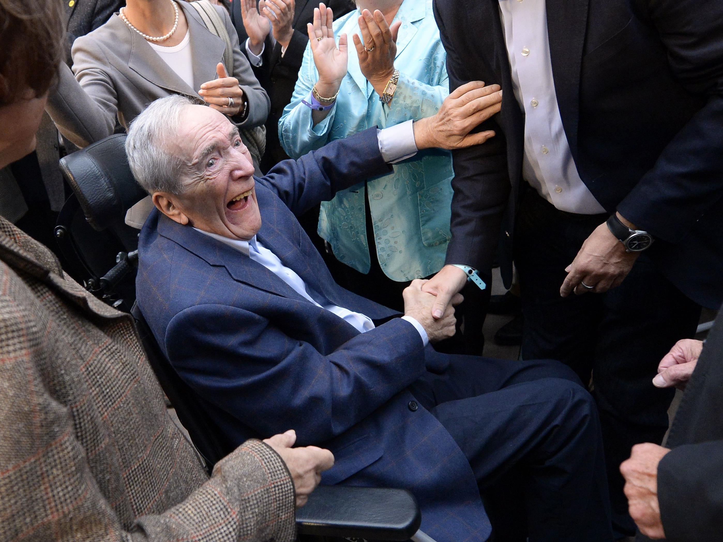 Der ehemalige ÖVP-Chef Alois Mock ist verstorben