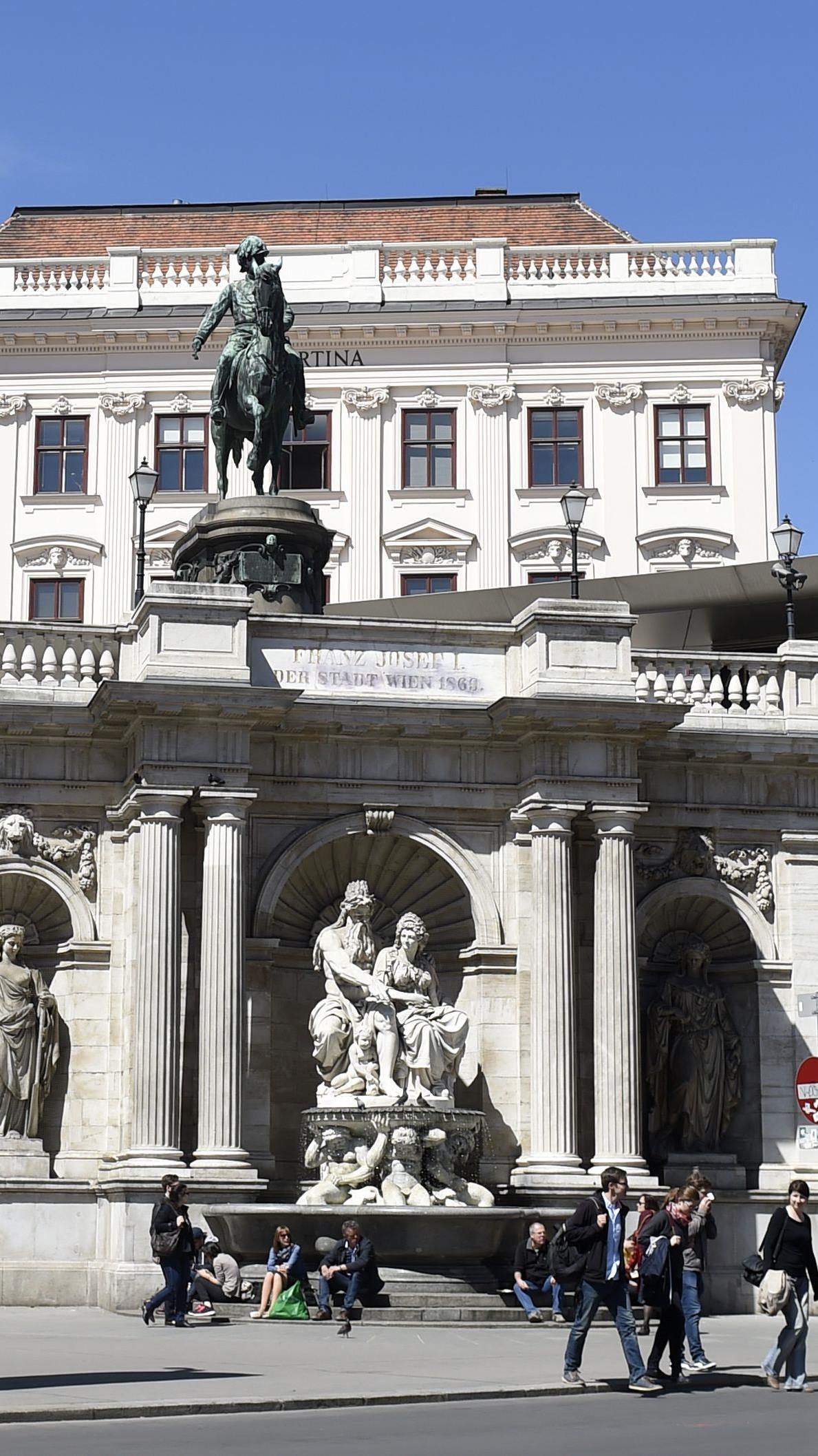 Der Rechnungshof prüft die Albertina