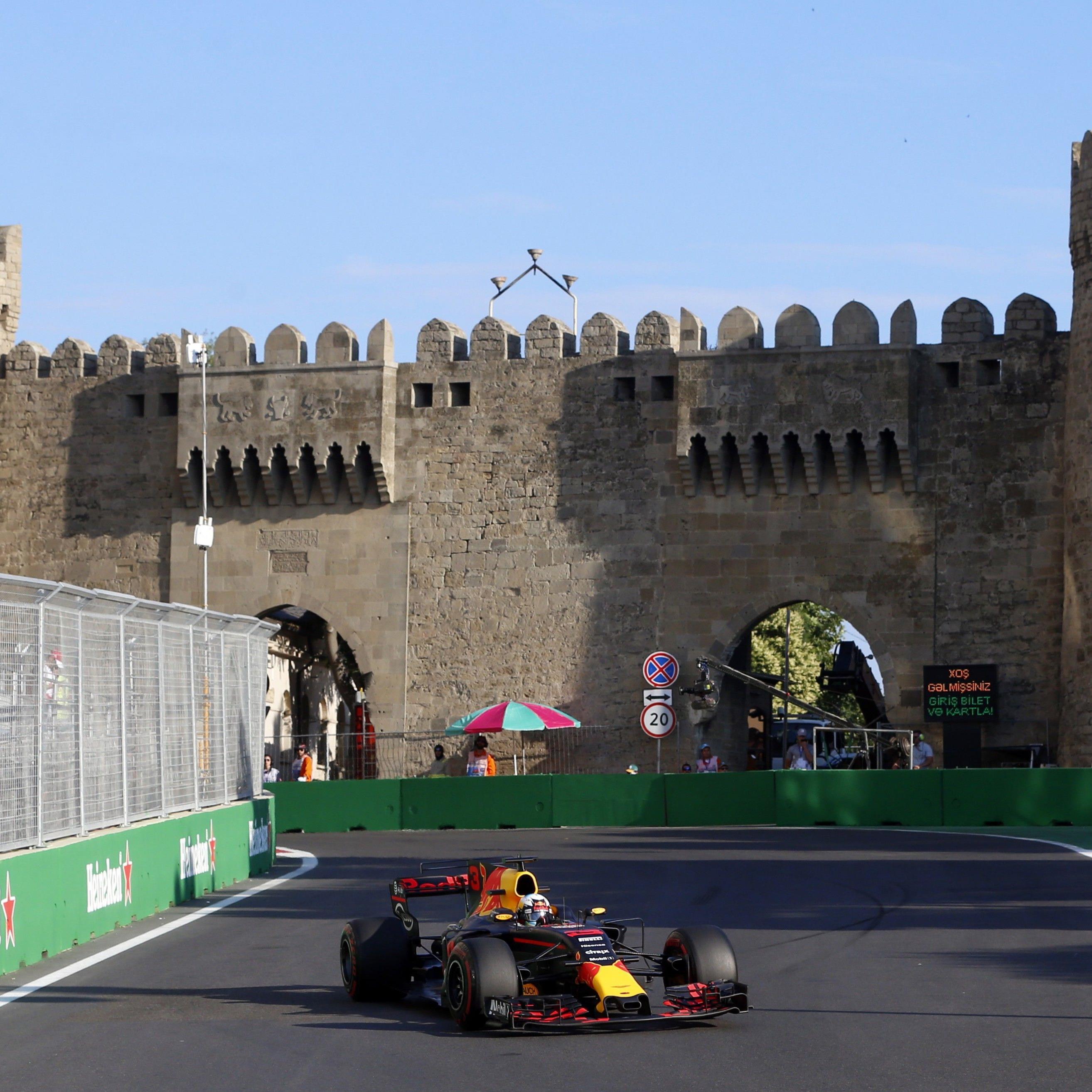 In den Trainings zum Großen Preis von Aserbaijan hat Red Bull Racing überrascht.