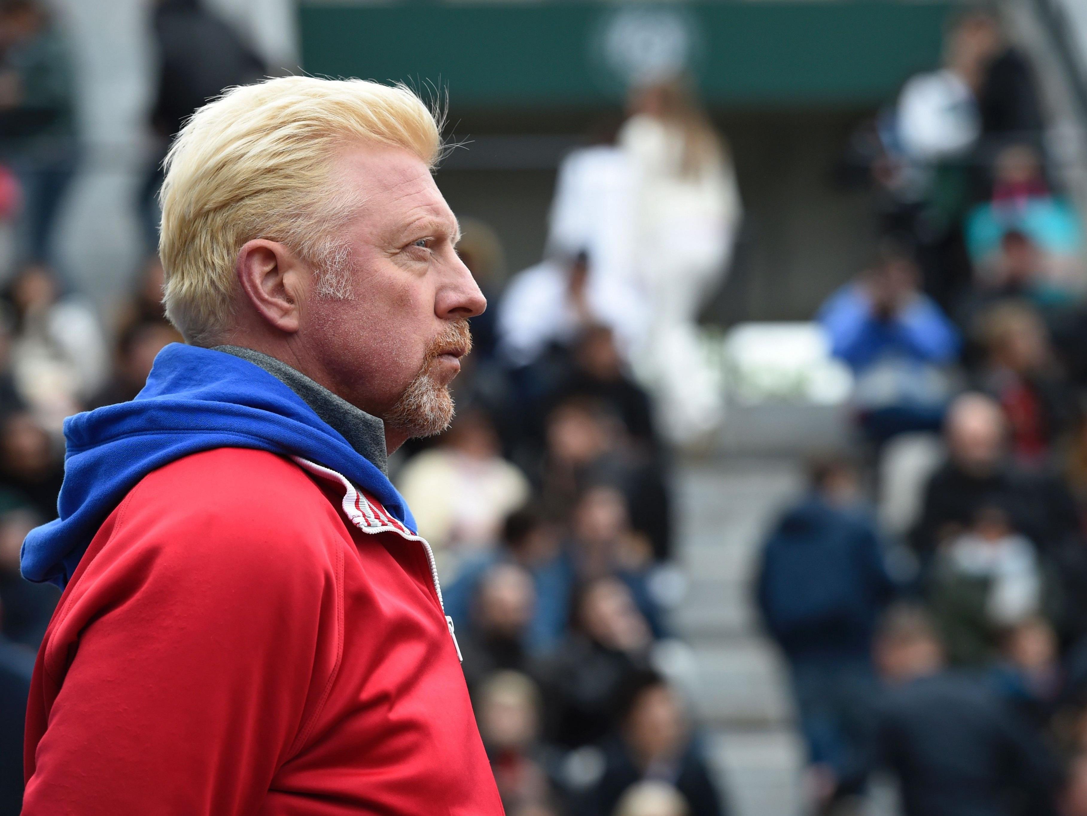 Becker verdiente als Tennisspieler Millionen.