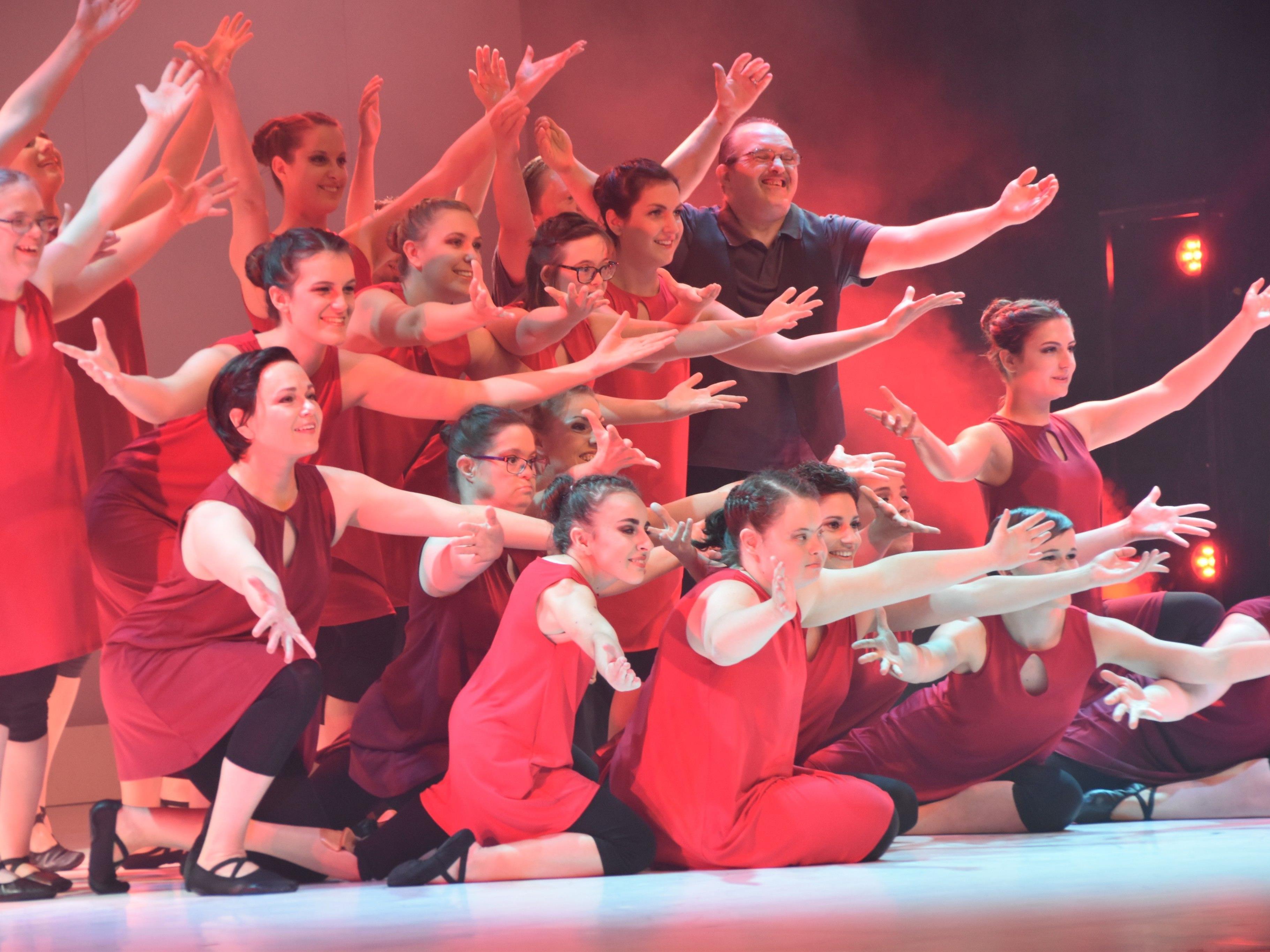Tosender Applaus für das Tanzhaus Hohenems