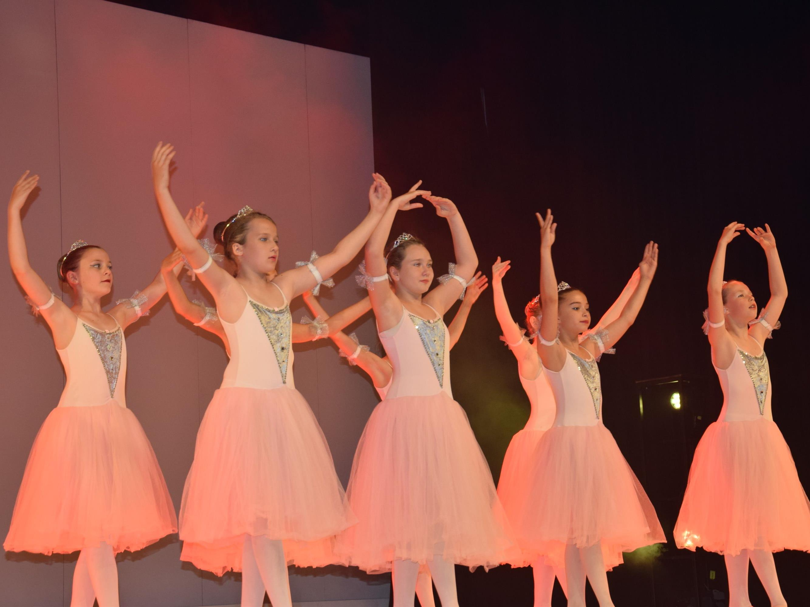 """Die Jubiläumsaufführung der DANCE HALL stand unter dem Motto """"We can dance"""""""