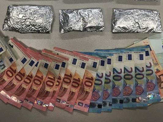 Bei einer Sonderaktion in Penzing konnten zwei mutmaßliche Dealer verhaftet werden