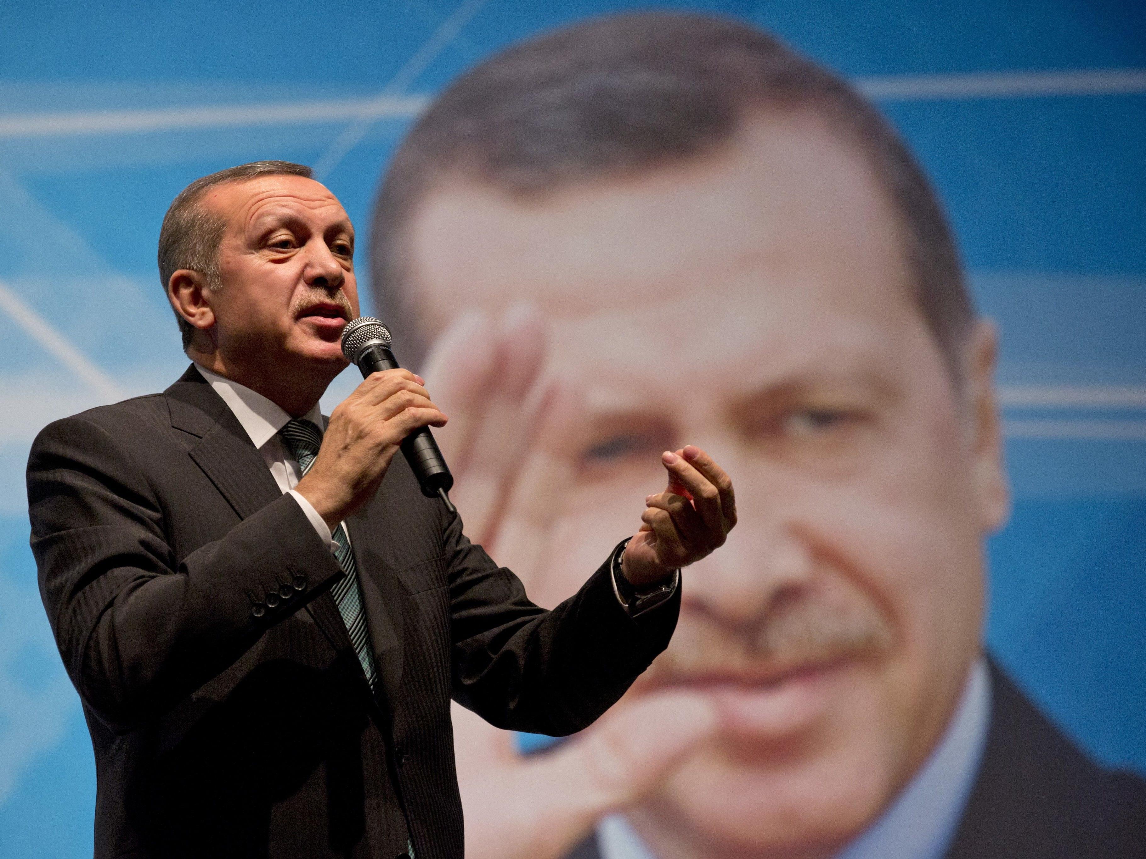 Der türkische Präsident Erdogan konnte durch das Referendum seine Macht ausbauen.