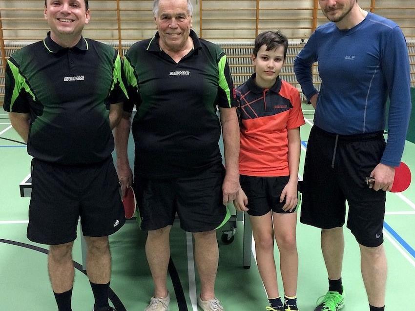 Das Feldkirch5 - Erfolgsteam