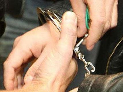 Die zwei jugendlichen Drogendealer wurden festgenommen.