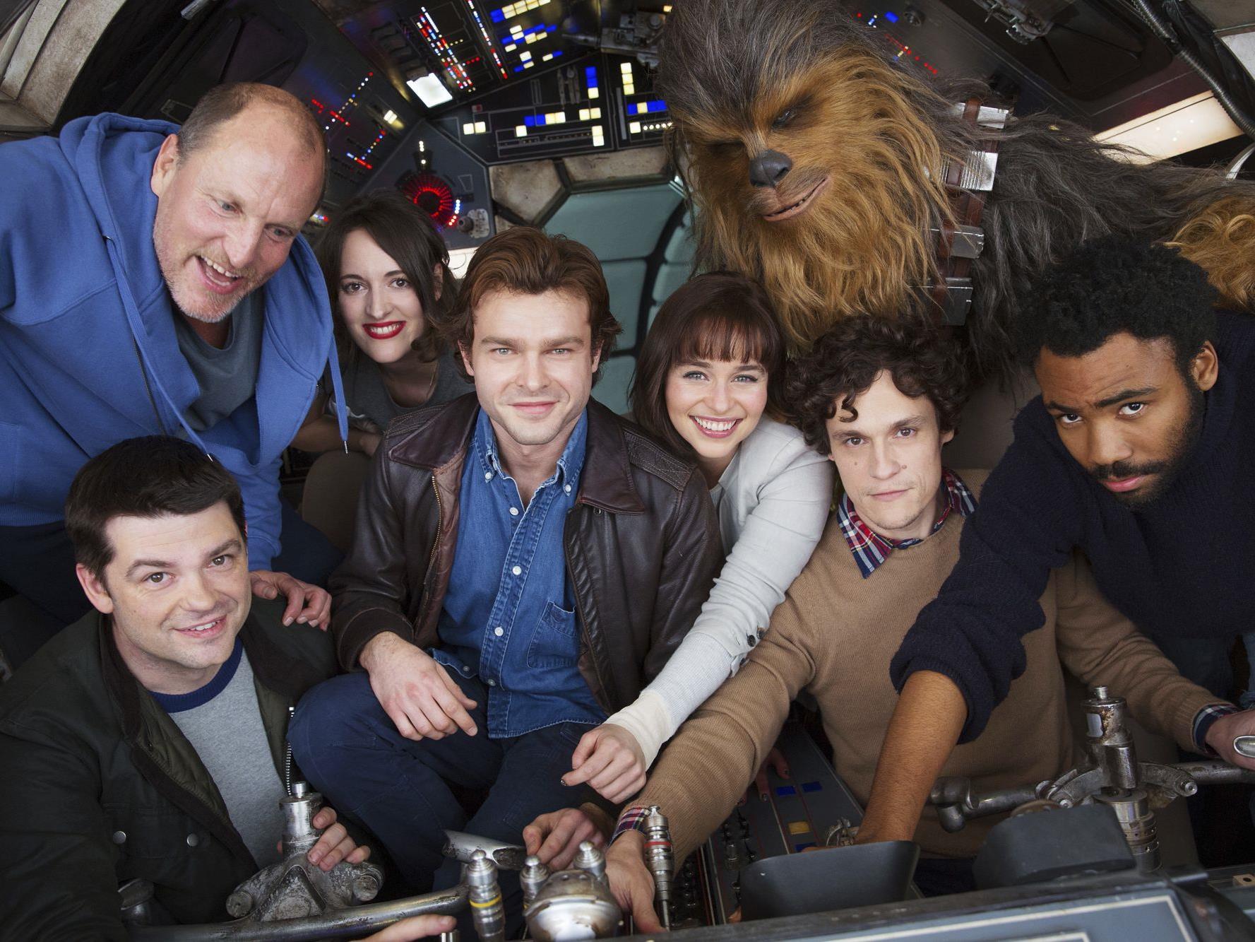 """Das """"Star Wars""""-Spin-off verliert die Regisseure."""