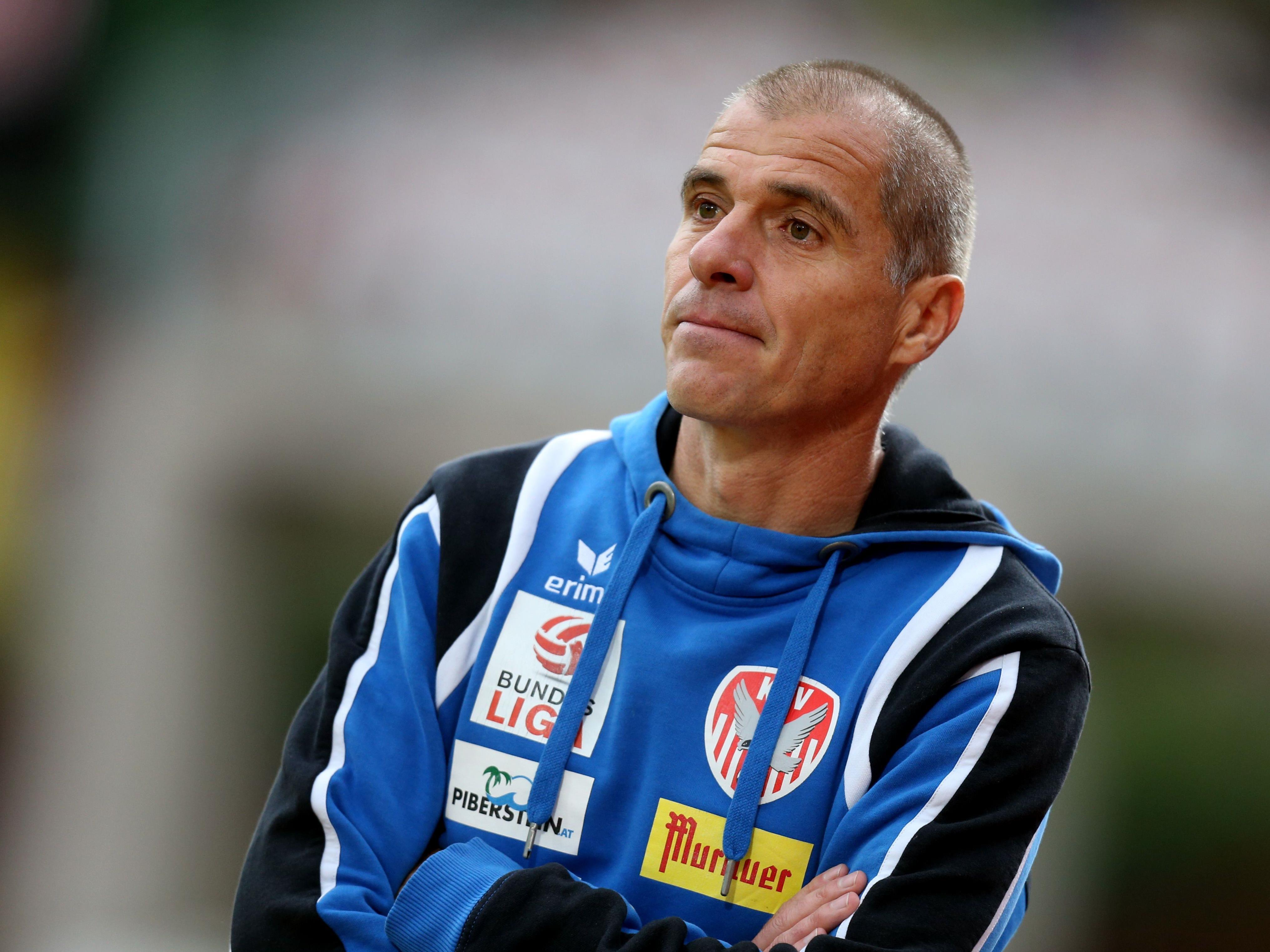 Schmidt wird neuer Altach-Coach.