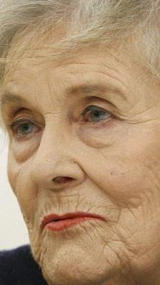 Hilde Sochor starb im Alter von 93 Jahren