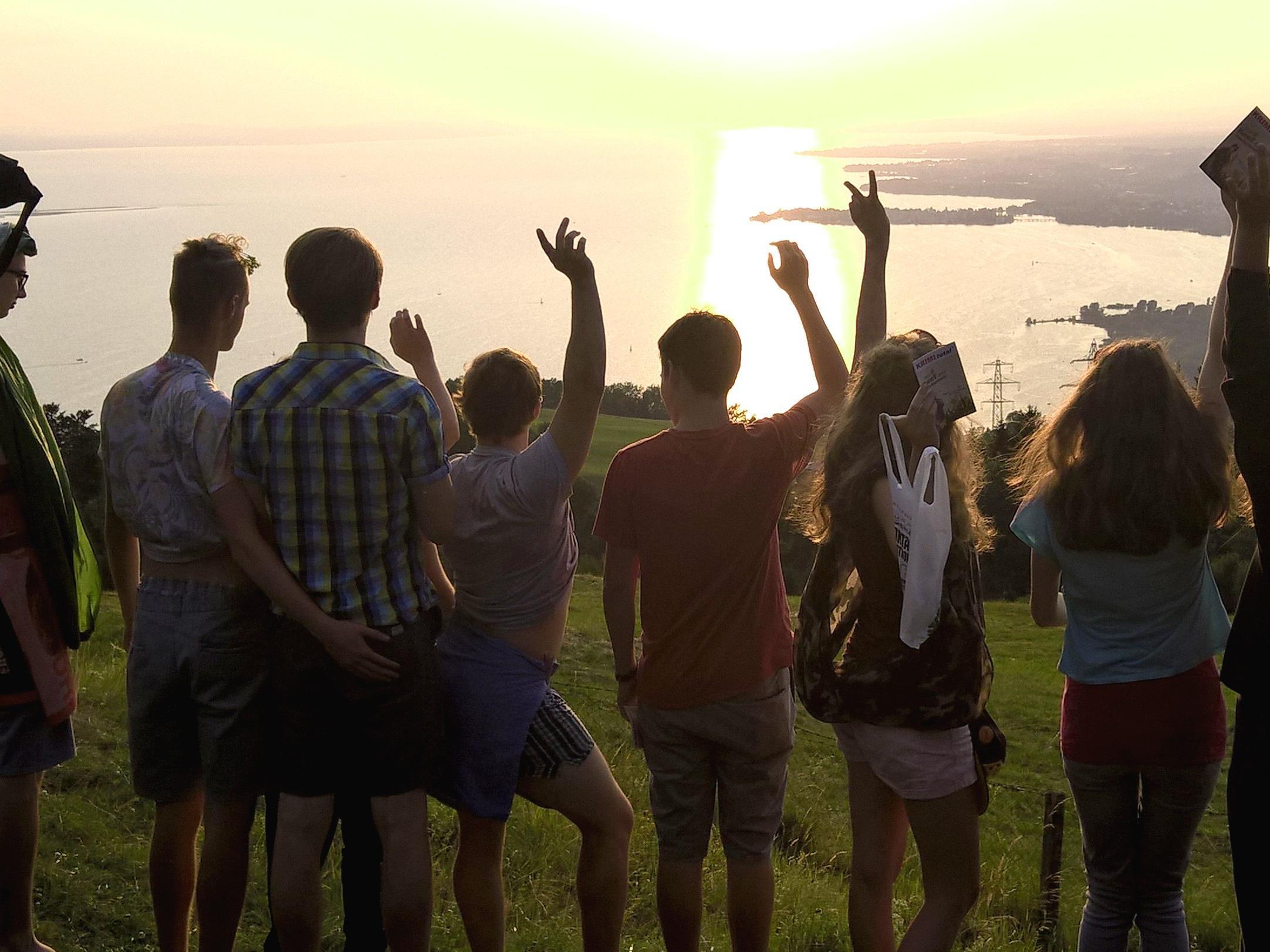 Ab Herbst gibt es einen gemeinsamen Firmweg für Jugendliche aus Bregenz.