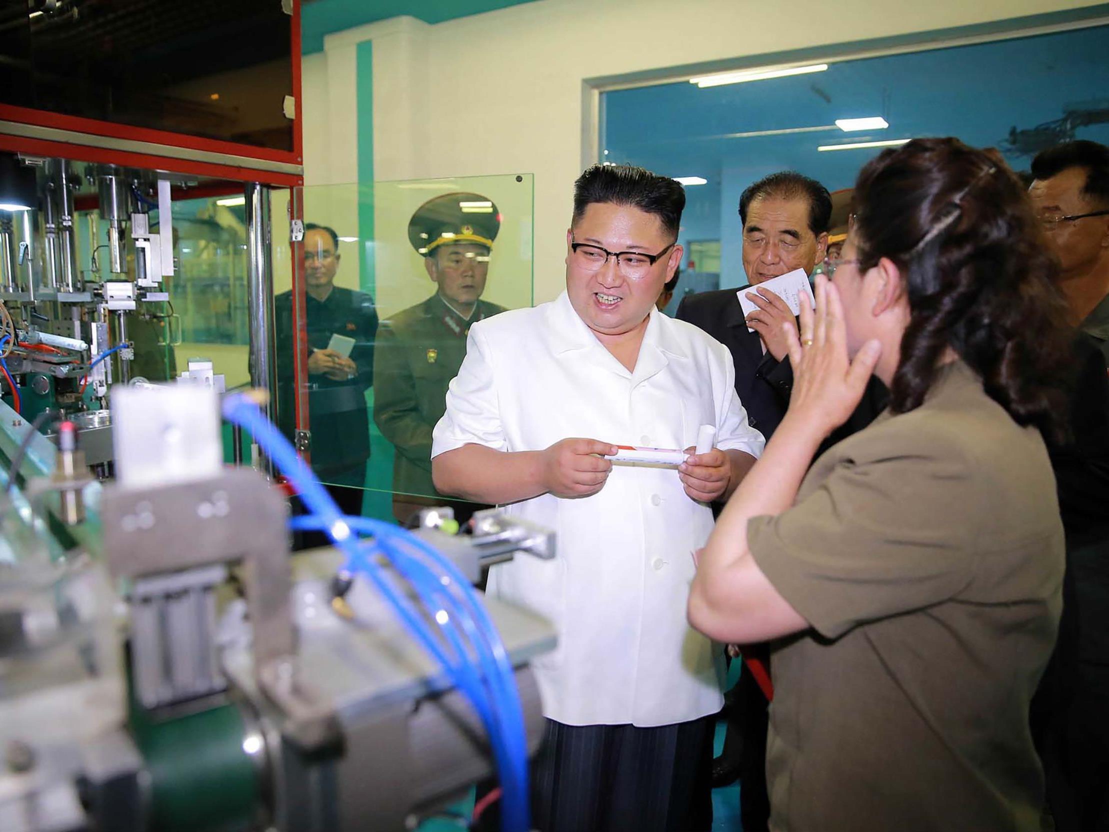 Handelt Kim Jong-un im großen Stil mit Drogen?
