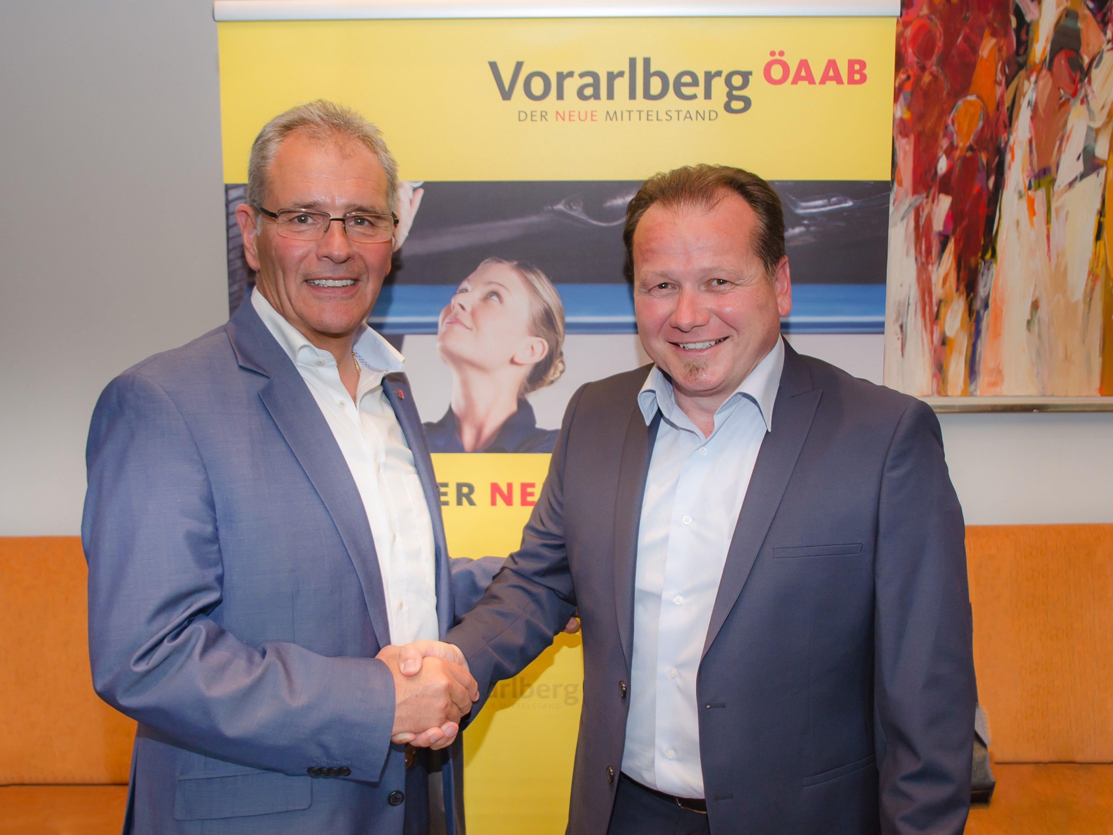 Bundesrat Edgar Mayer übergibt Landesvorsitz an Bürgermeister Harald Witwer