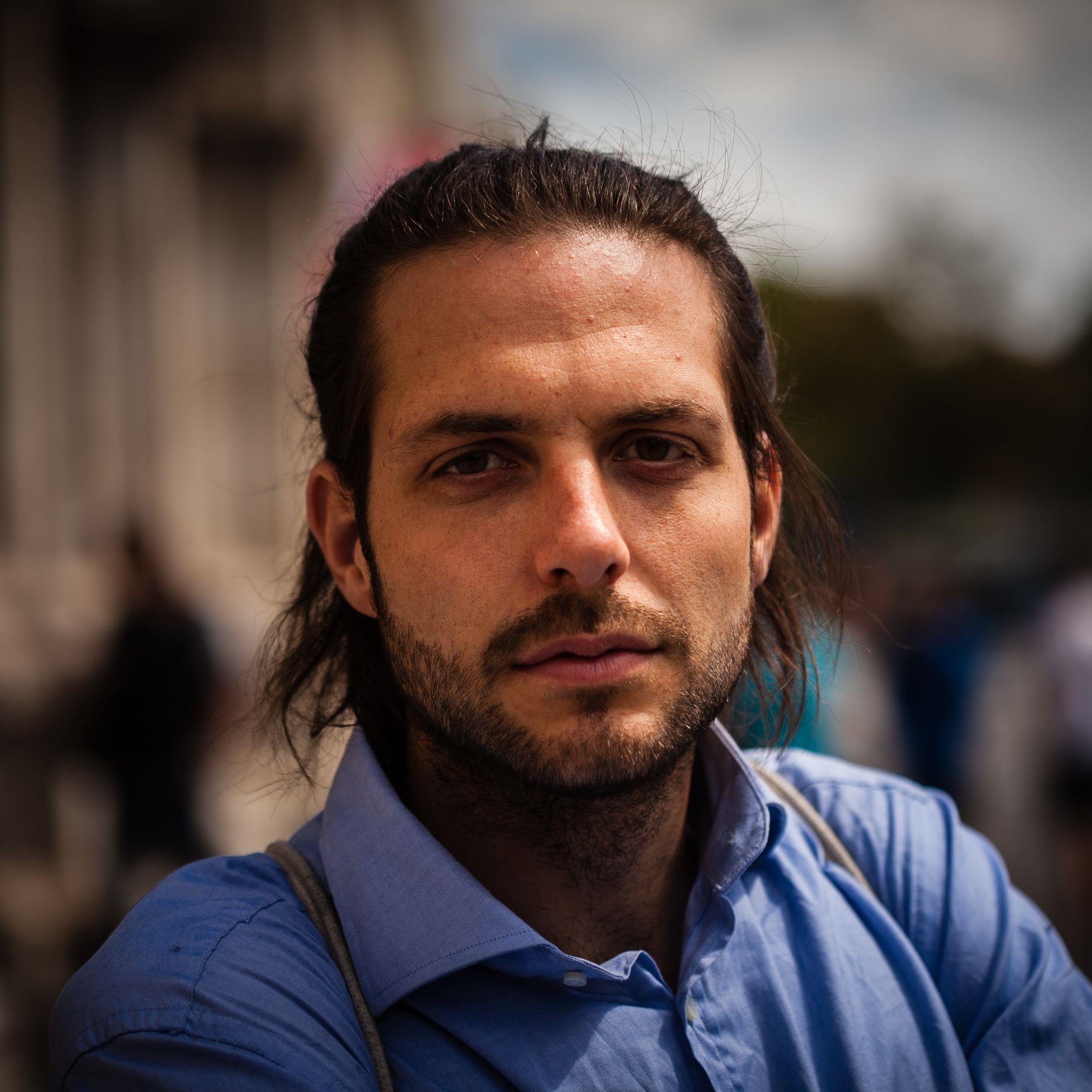 "Interview mit ""Die Migrantigen""-Darsteller Nikolai Selikovsky"