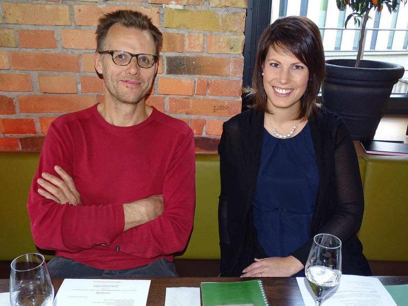 Dr. Joachim Wohlgenannt gab sein Amt an die neue OJAH-Obfrau Eelke Niesten ab.