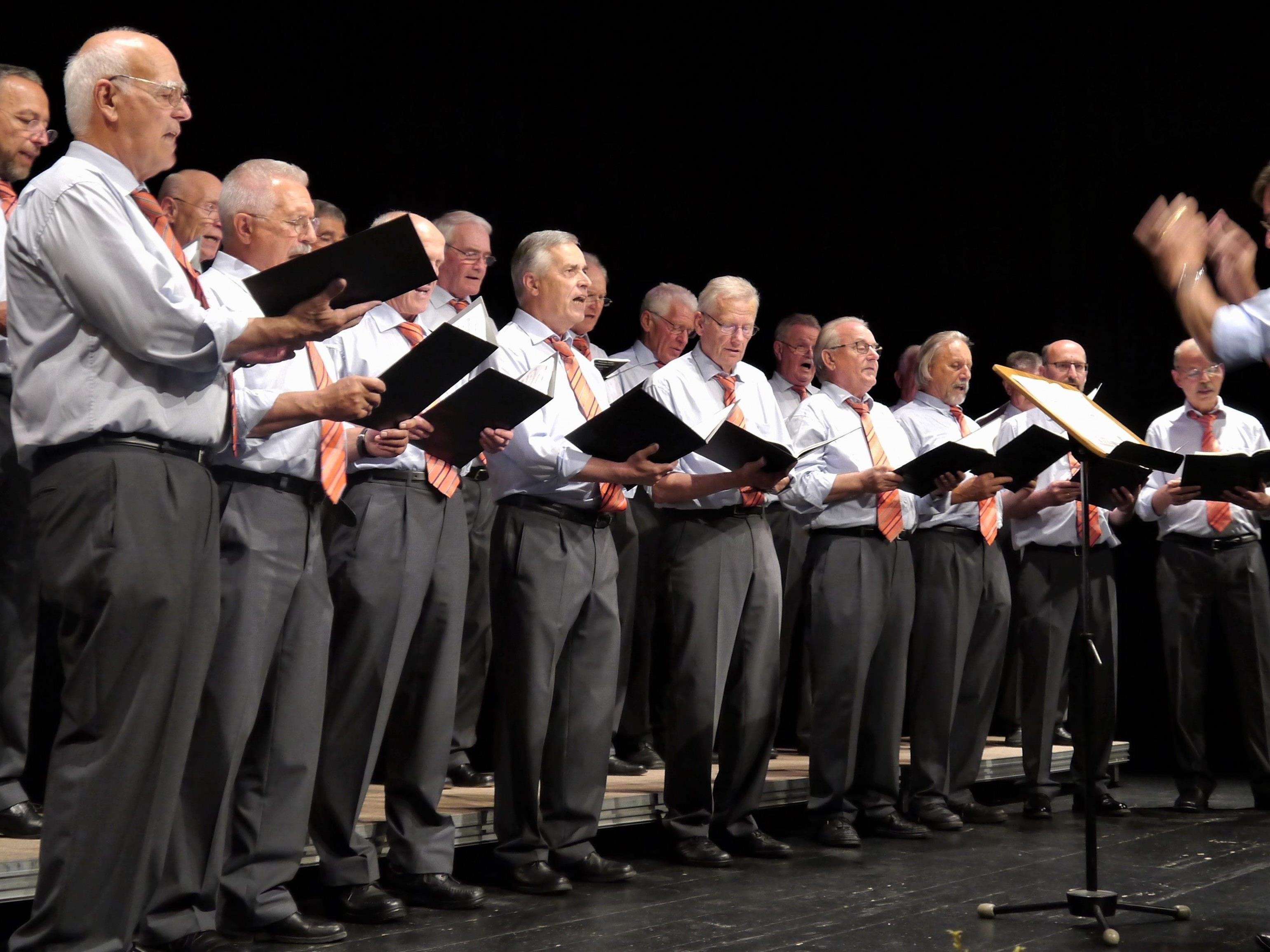30 Jahre Männerchor Nüziders