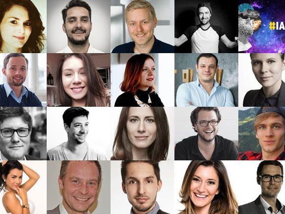 Unsere Speaker: 19 inspirierende Digital Minds