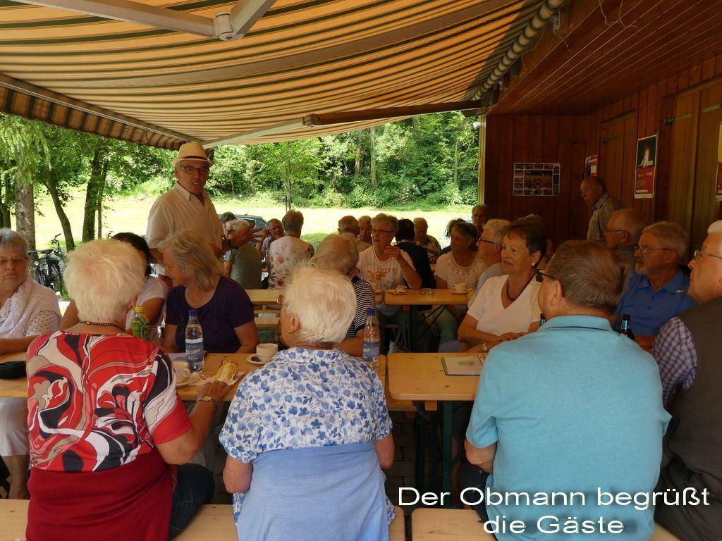 Grillnachmittag beim Koblacher Seniorenbund