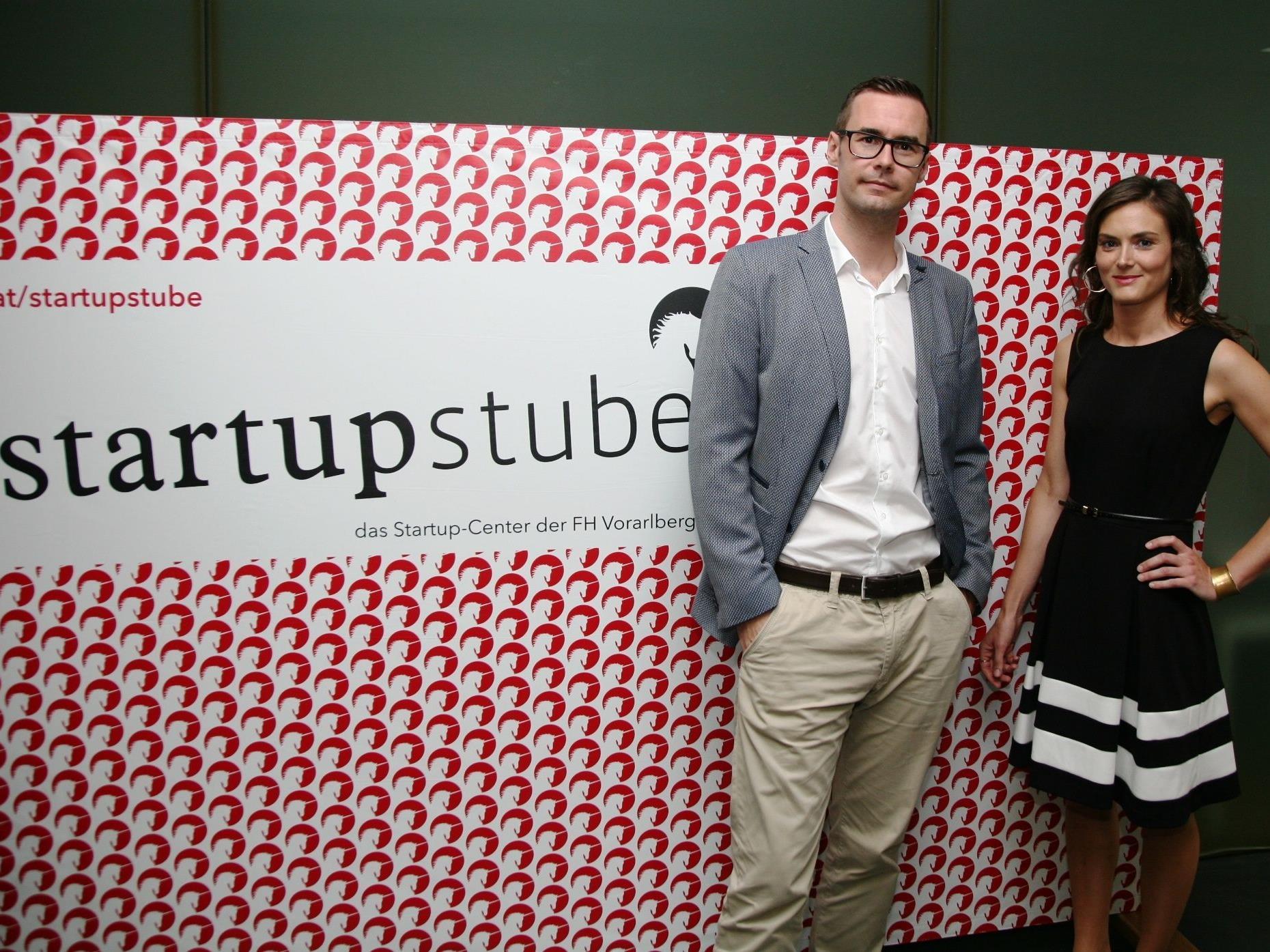 Gestern wurde die startupstube an der FH Vorarlberg eröffnet.
