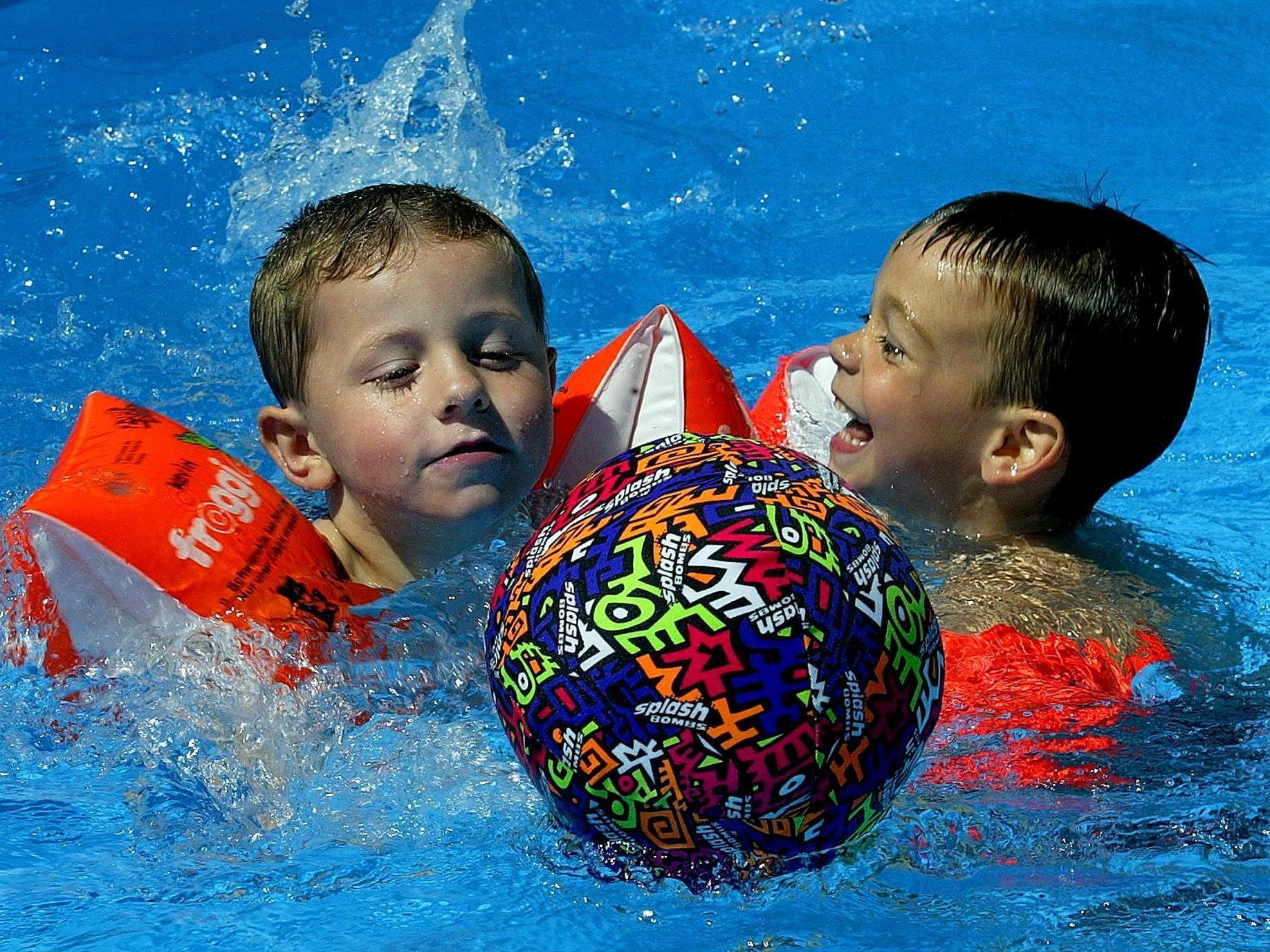 Swimmingpools können für Kleinkinder rasch zu Todesfallen werden.