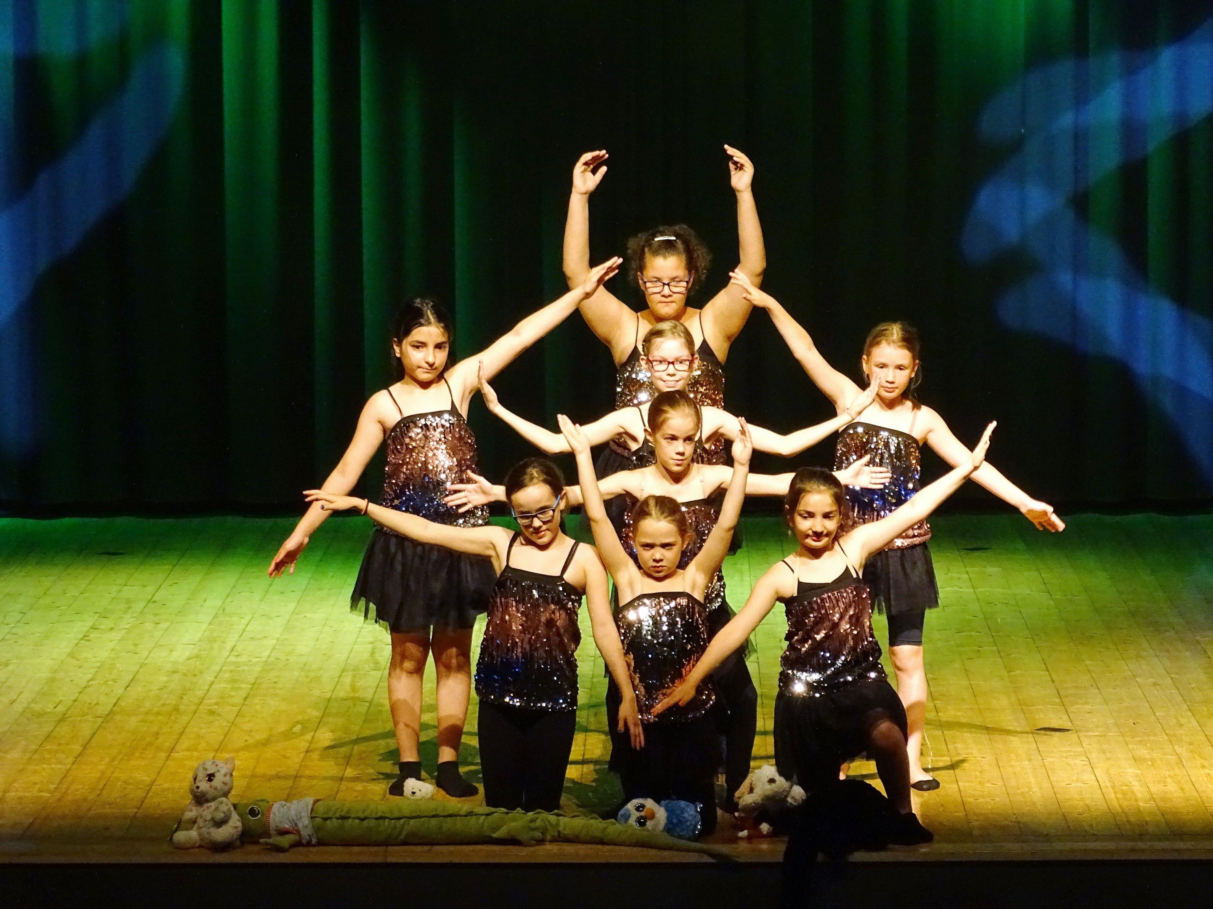 Bei der diesjährigen Tanzaufführung der Städtischen Musikschule gab es wieder viele tolle Choreografien zu sehen.