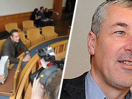 Schier endloses Verfahren von Moschitz vs. FPÖ.