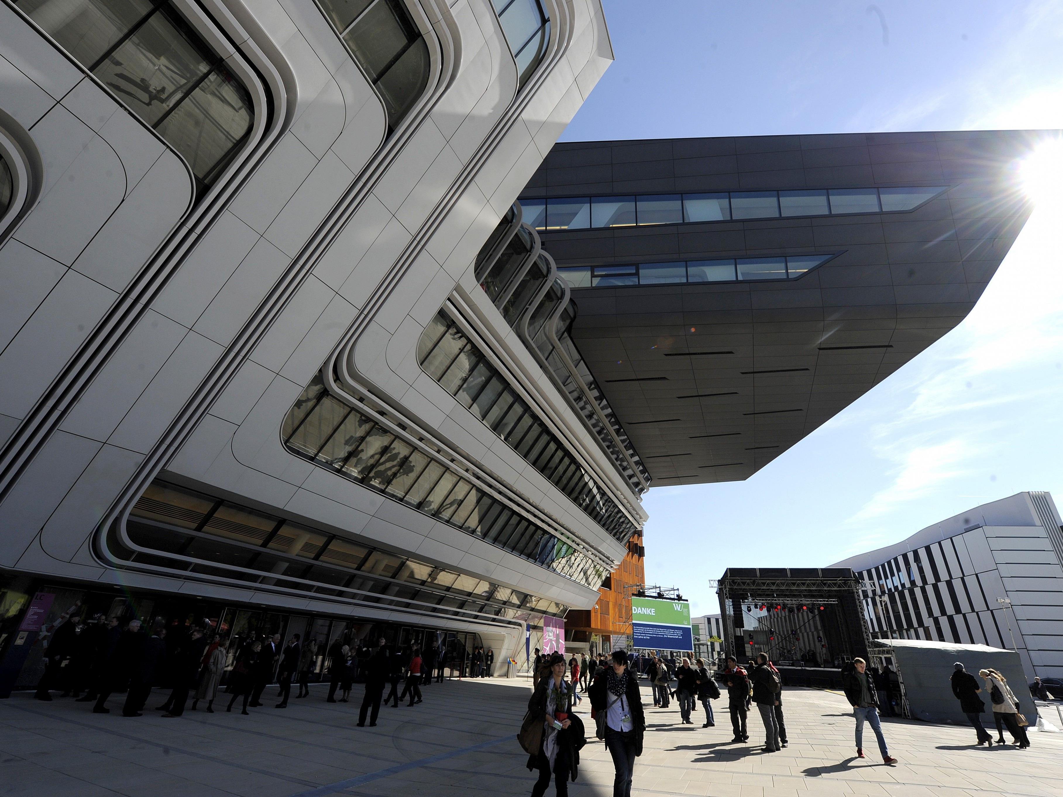 An der WU Wien findet wieder eine Aufnahmeprüfung statt