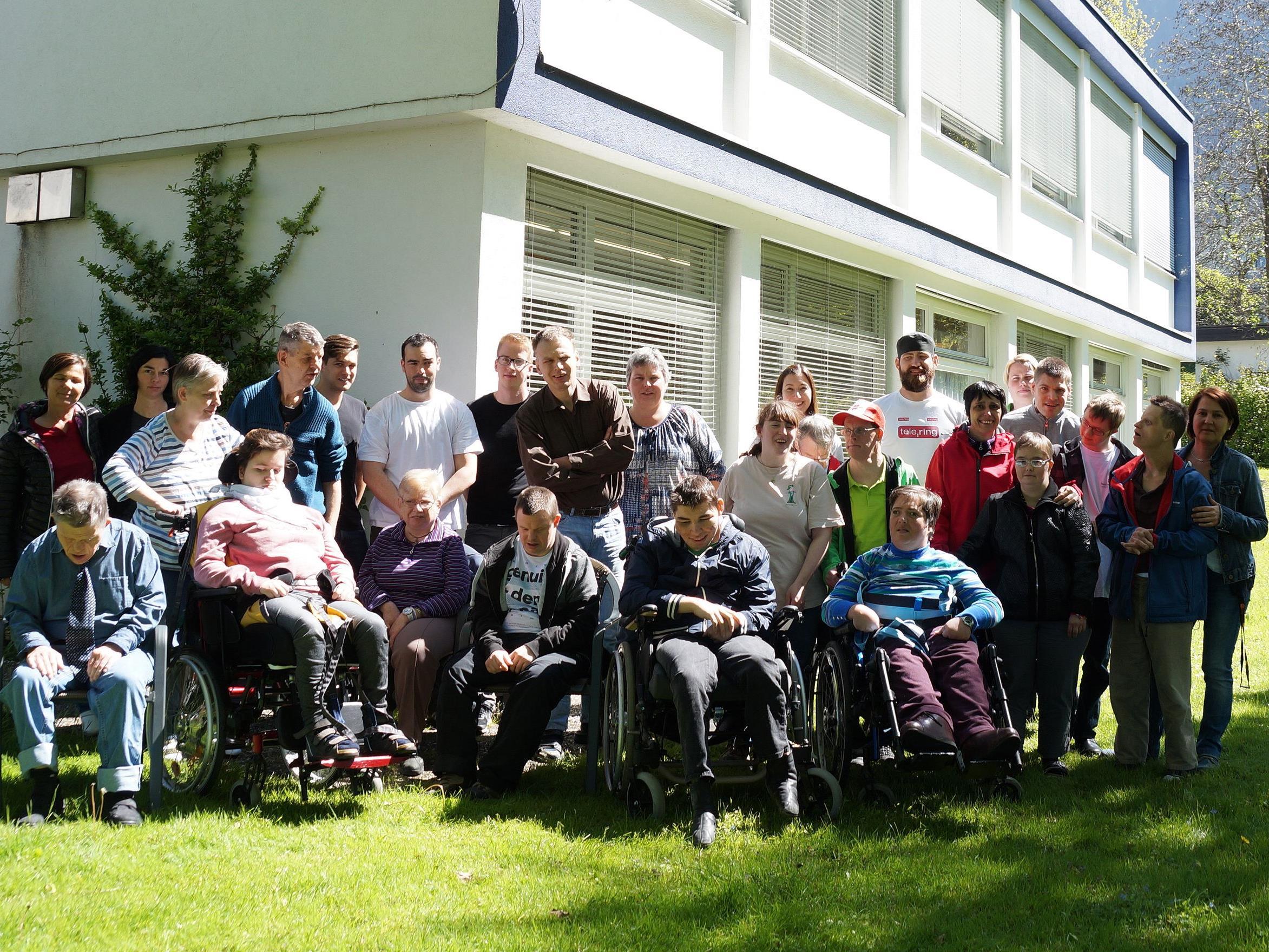Die Lebenshilfe Vorarlberg sammelt im Juni für die Gründungswerkstätte in Götzis.