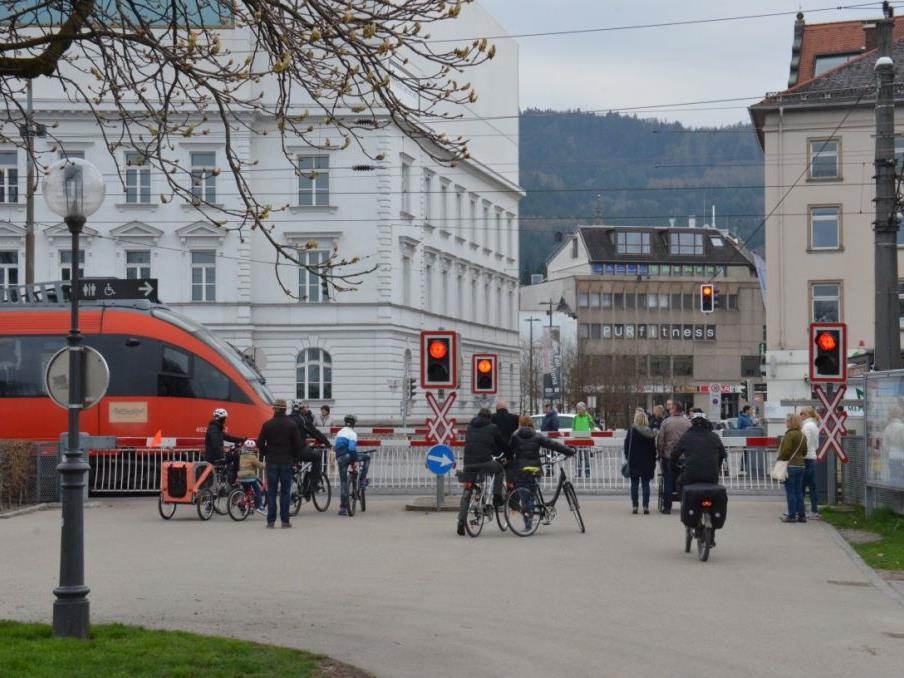 """""""Fahrradunterführung könnte See und Stadt zusammenwachsen lassen"""""""