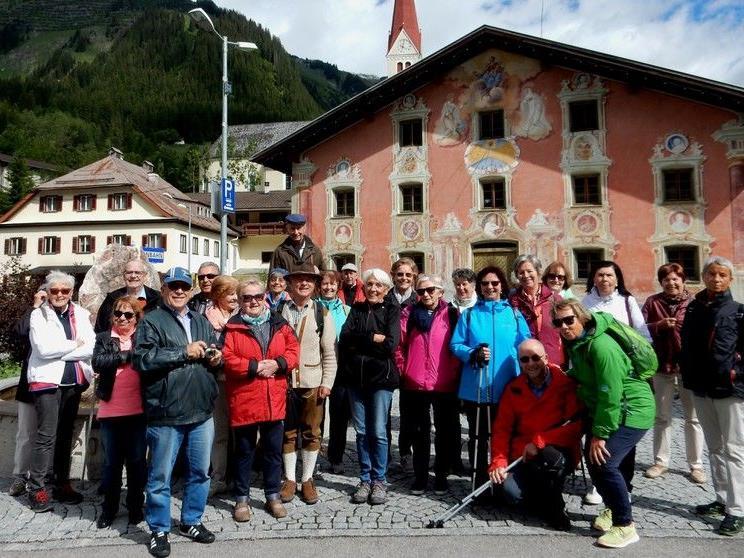 die fröhliche Lechtal-Gruppe