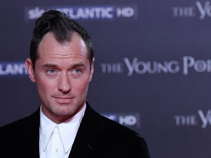"""Jude Law in """"Obsession"""", auch bei den Wiener Festwochen."""