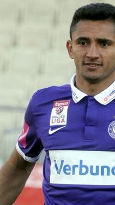Ronivaldo geht in der kommenden Saison für die Austria aus Lustenau auf Torejagd.