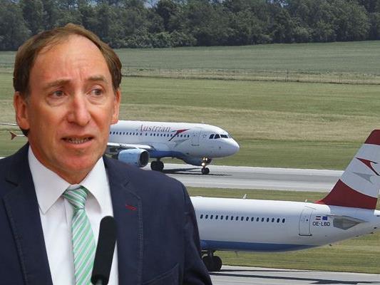 Johannes Rauch ist schockiert über das VfGH-Urteil zum Flughafen Wien-Schwechat.