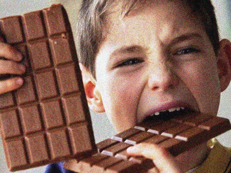 In Bludenz stand die Schokoladenproduktion still