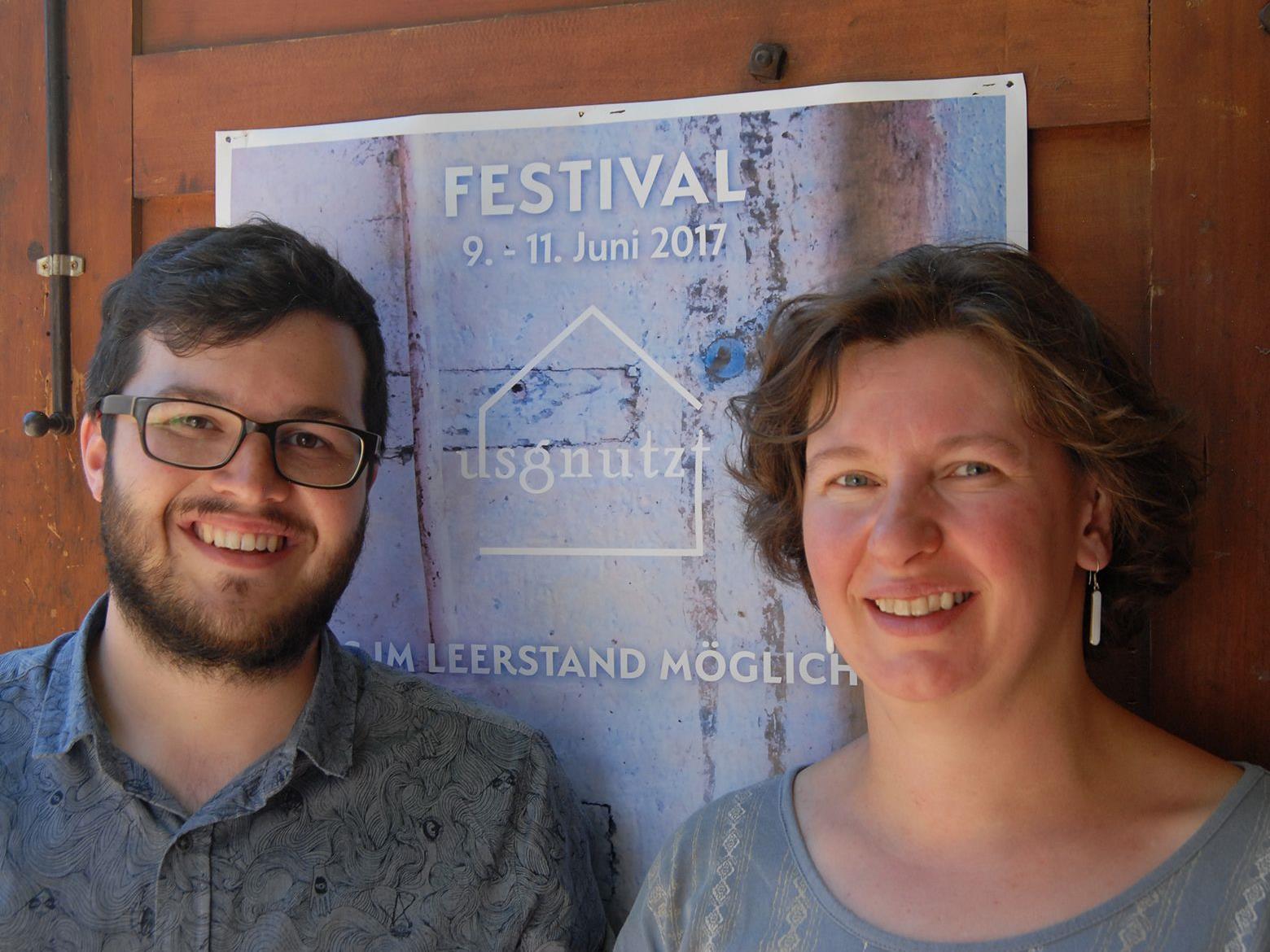 Johannes Herburger und Gudrun Sturn zogen ein zufriedenes Resümee