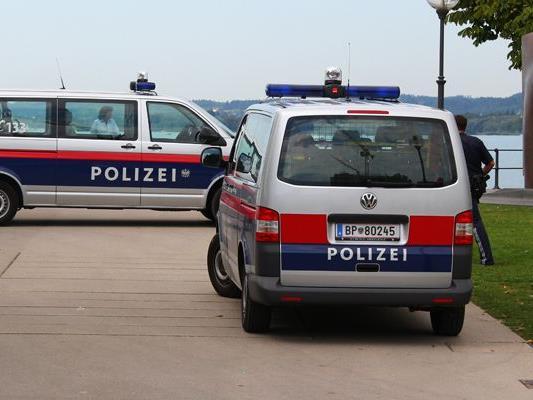 An den Bregenzer Seeanlagen konnte die Polizei einen Belästigungstäter ausforschen.