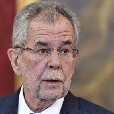 """Bundespräsident Alexander Van der Bellen definiert Europapolitik als """"rote Linie"""" bei der Regierungsbildung"""
